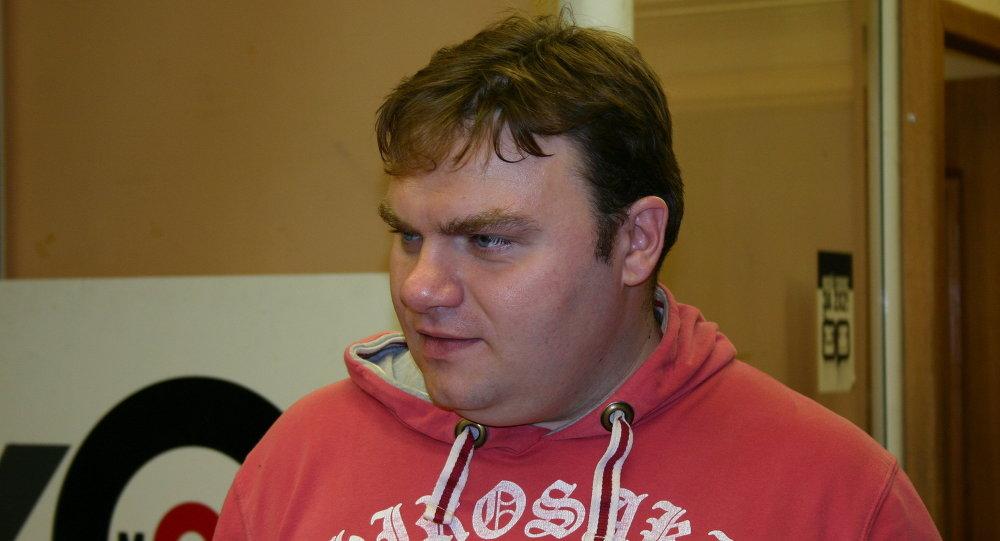 Alexander Plyushchev, Russian journalist, blogger