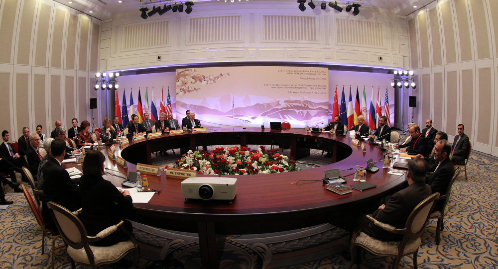 Talks on Iran's nuclear program begin in Almaty