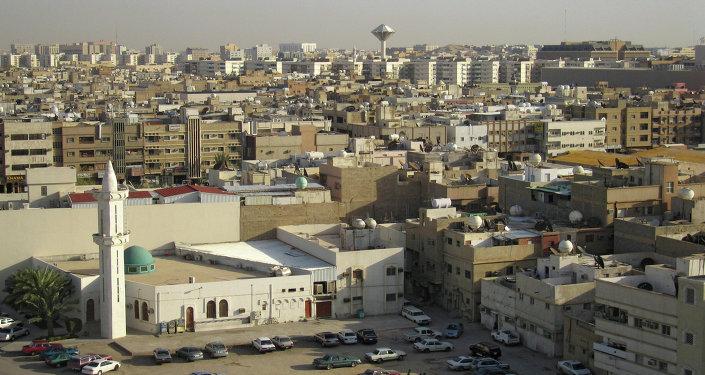 View of Riyadh