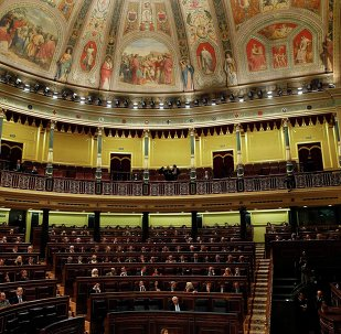 Spanish parliament supported Palestine's recognition in a symbolic vote
