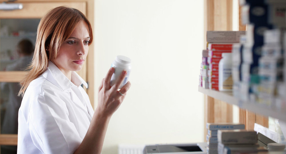 Use of prescription drugs is clearly higher among women in Europe and Mediterranean