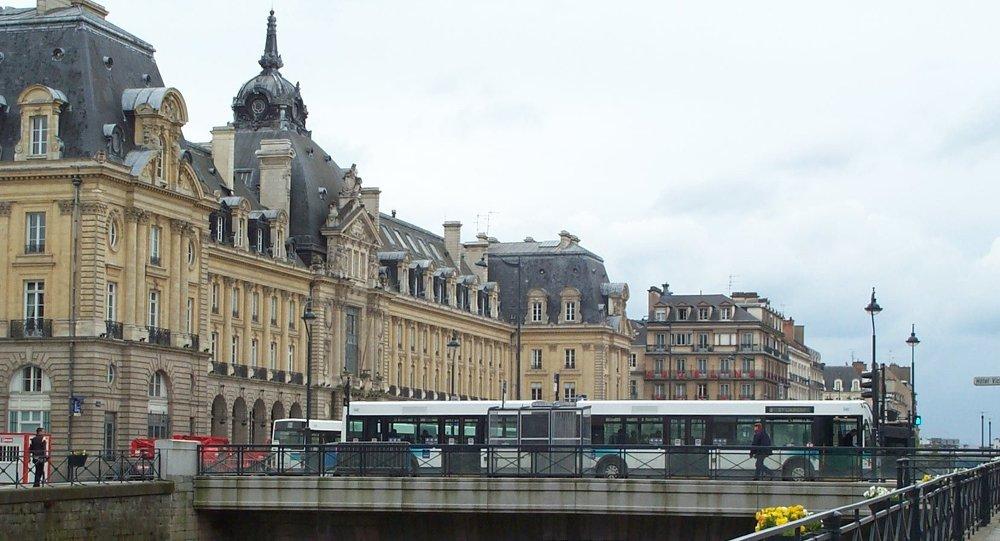 Rennes, France street