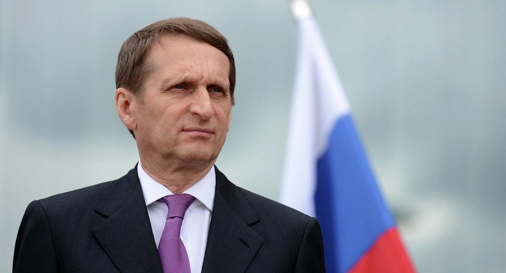Sergei Naryshkin