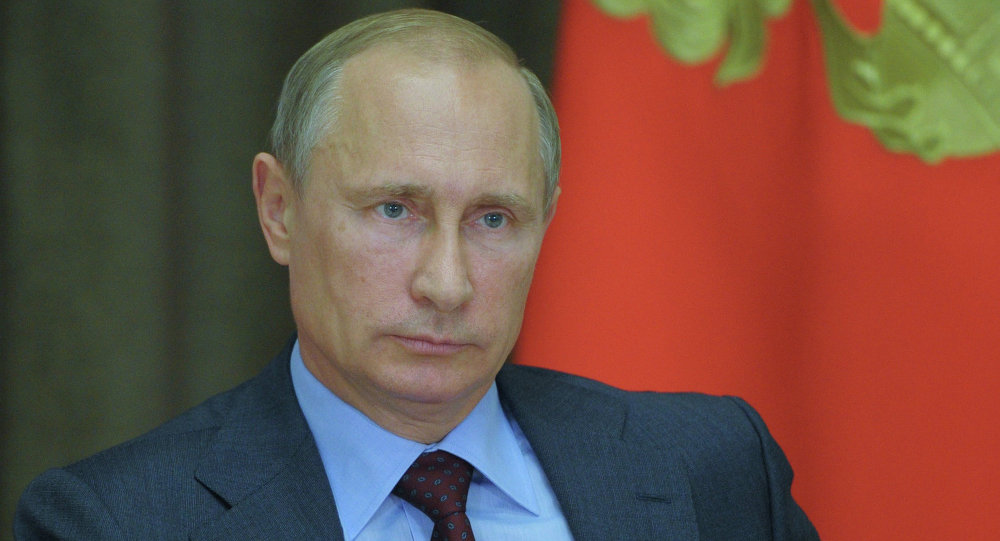 Putin kicks off trial boring at West Alpha oil rig in the Sea of Kara