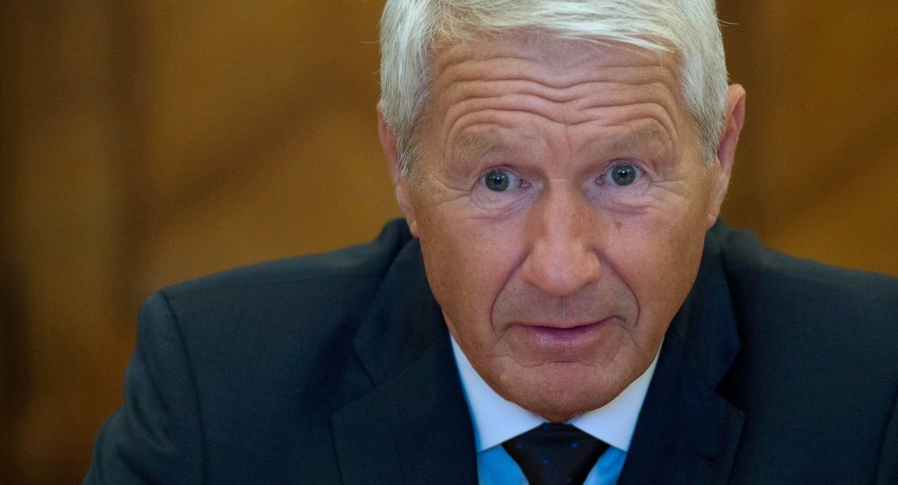 Secretary General of the Council of Europe Thorbjorn Jagland underlined Thursday that freedom of speech has limits, and called on the Council of Europe to be the voice of reason in the debate on freedom of expression.