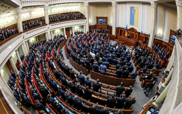US Think Tanks Hold Roundup Discussions on Ukrainian Crisis