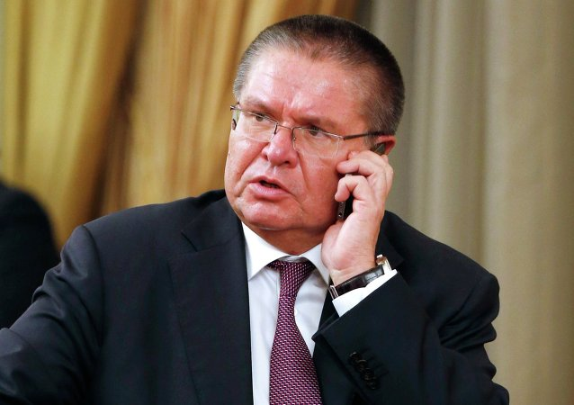 Minister of Economic Development Alexei Ulyukayev