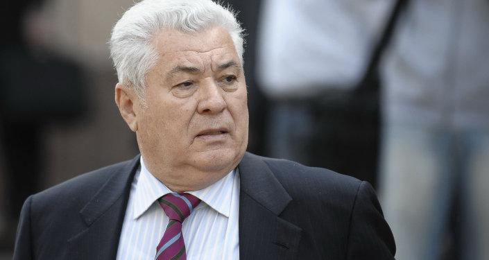 Moldovan Communist leader Vladimir Voronin