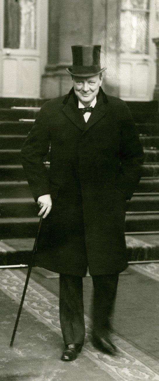 Sir Winston Leonard Alexander Spencer Churchill
