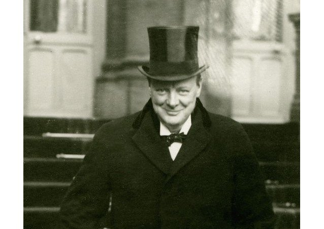 Sir Winston Leonard Alexander Spencer Churchill