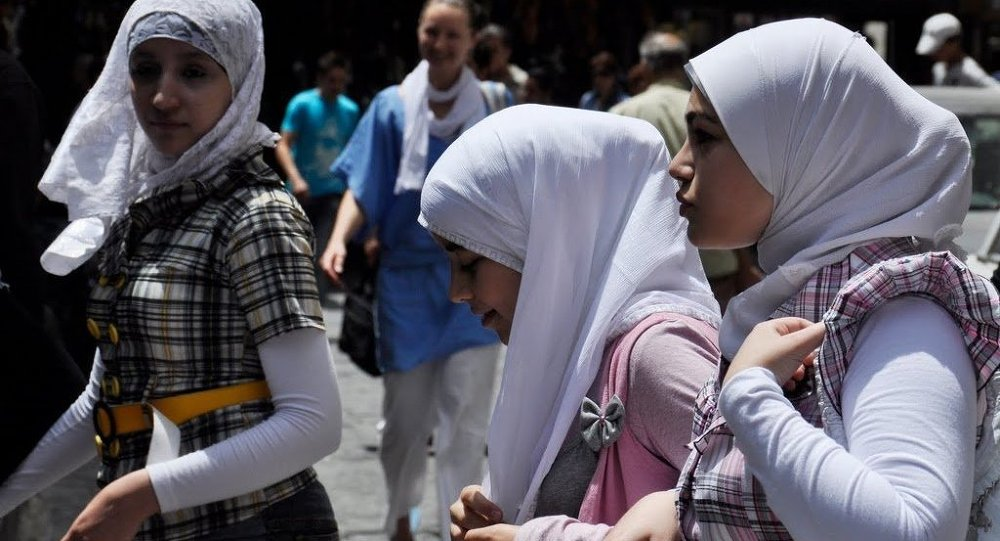 Chechen authorities to hand out headscarves to women on their holiday