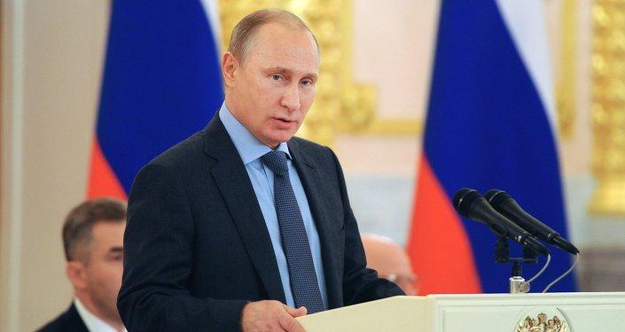 Встреча В.Путина с уполномоченными и представителями правозащитных организаций