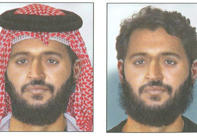 Adnan G. Shukrijumah. is seen in these artists renderings by the FBI and made available to the Associated Press Aug. 2, 2010