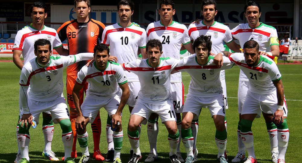 2018 World Cup  Iranian Fans Can t Wait to  Fill Up  Russian Stadiums 7666a42d5