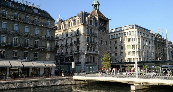 Города мира. Женева