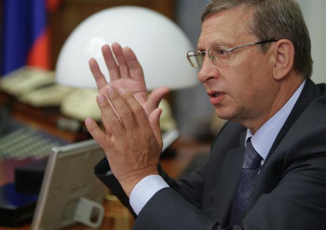 Глава АФК Система Владимир Евтушенков