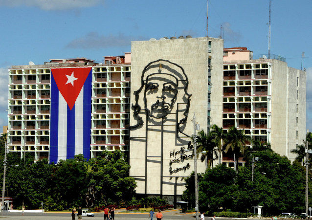 The US State Department has blasted Cuban authorities for detaining activists ahead of a rally planned to be held on the country's Plaza de la Revolucion