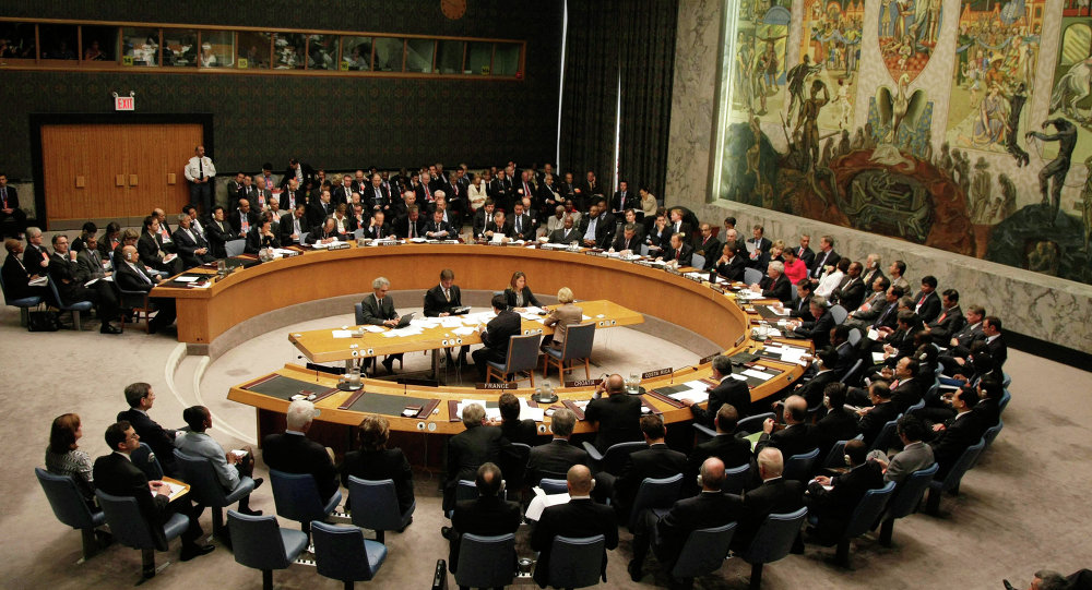 United Nations Security Council started discussion of human rights record in DPRK on Monday