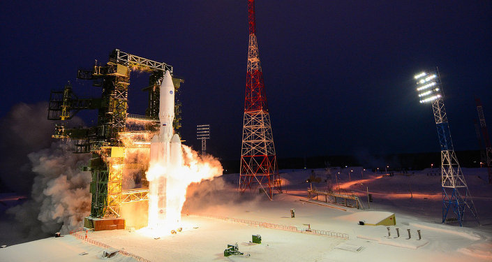 Angara-A5 test launch