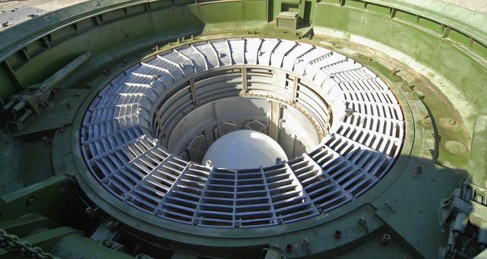 Sarmat intercontinental ballistic missile complex