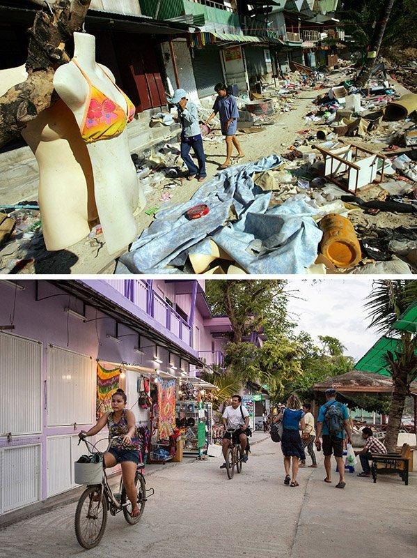 devastating tsunami in thailand essay