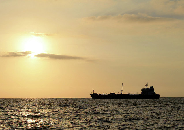 The Nigerian Navy said Wednesday it had recaptured an oil supply vessel from local pirates but they got away with a Russian and a Nigerian crew members.