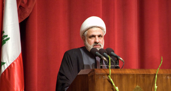 Hezbollah's Deputy Secretary-General Naim Qassem discussed the implications of espionage on the organization on Lebanese radio, indirectly confirming the recent arrest of a top official charged with spying for Mossad