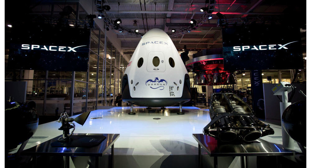 SpaceX's Dragon V2
