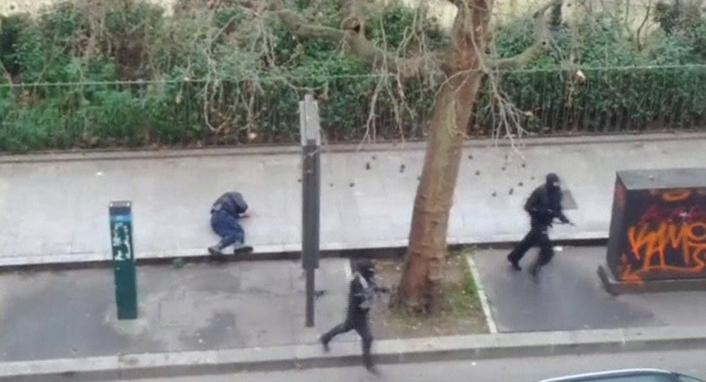 Sputnik searches for answers about what could have motivated the attack on the offices of French satirical magazine Charlie Hebdo by masked Islamist gunmen