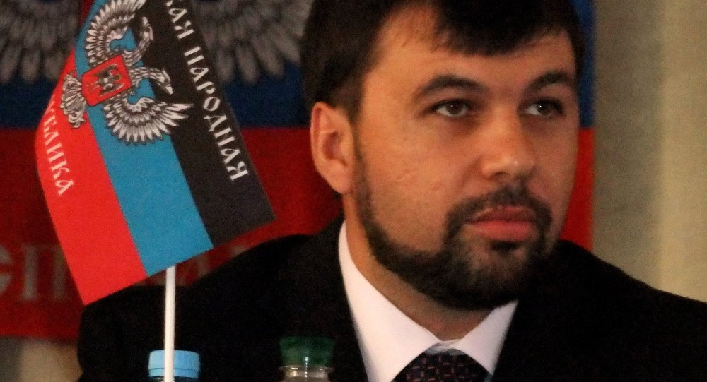 DPR negotiator Denis Pushilin said that the self-proclaimed Donetsk People's Republic cannot guarantee the security of OSCE monitors in the Ukrainian town of Debaltseve because