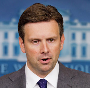 White House press secretary Josh Earnest