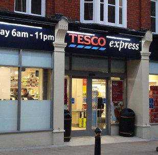Tesco Express, Croydon, London
