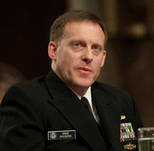Navy Vice Adm. Michael Rogers