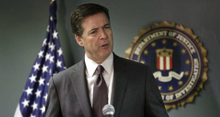 FBI Director James Comey
