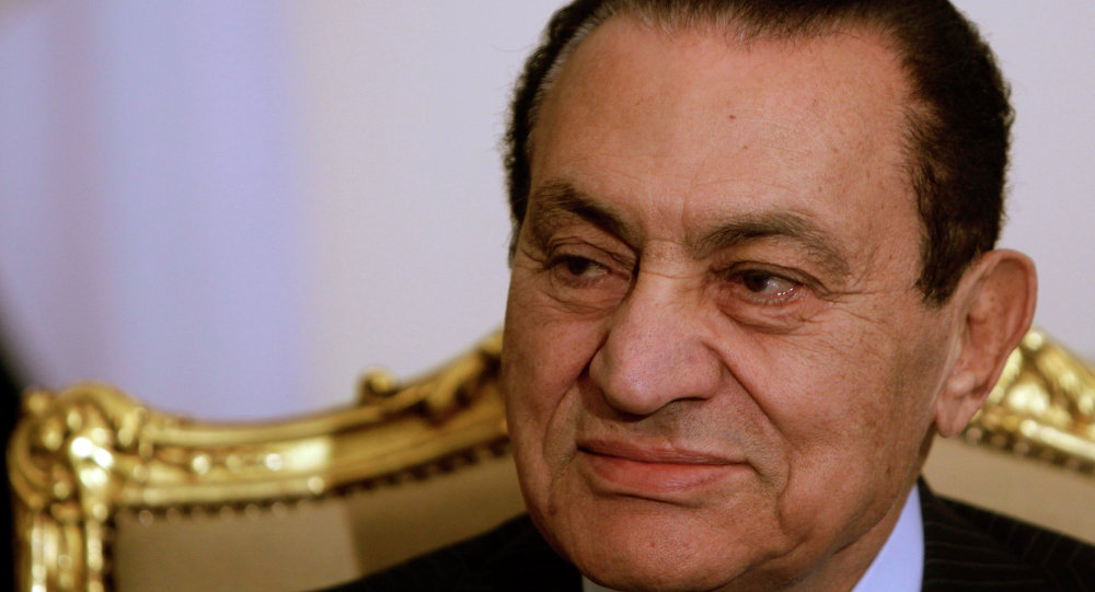 Ex-Egypt president acquitted of killing demonstrators