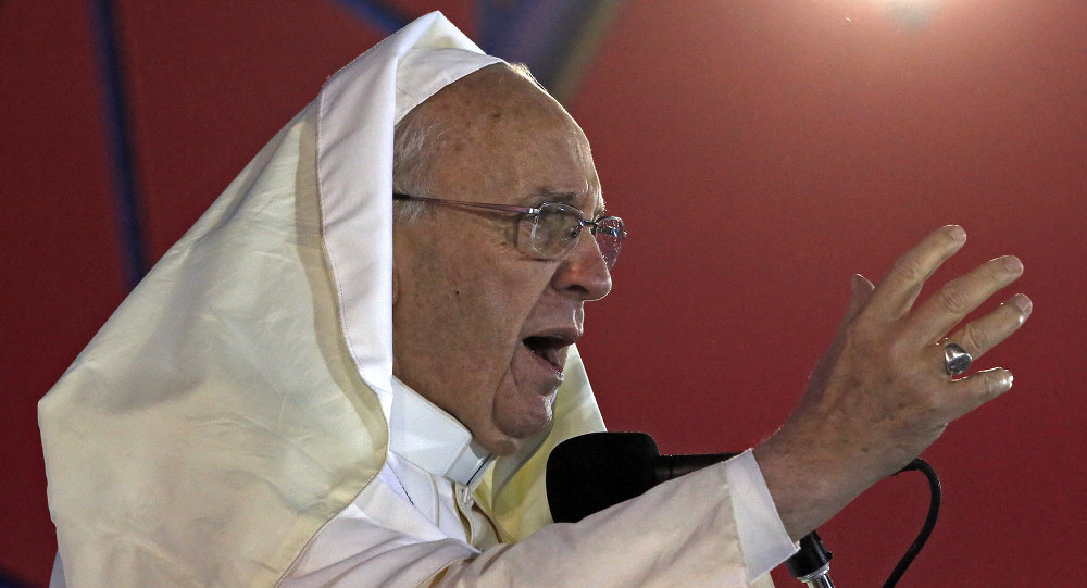 Nobody is Born a Saint`: Twitter Abuzz Over Story that Pope Francis Was Once Nightclub Bouncer