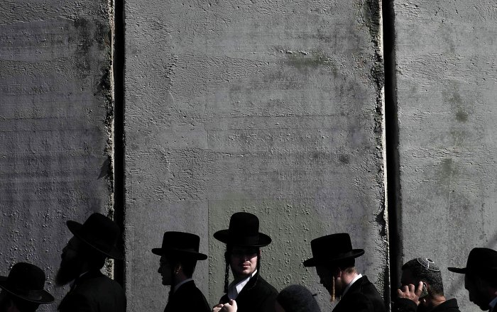 Ultra-Orthodox Jews Protesting Against Eurovision Arrested in Israel