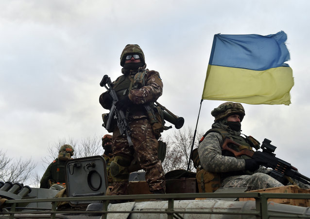 The Ukrainian parliament on Thursday approved a presidential decree to hold three waves of partial military mobilization in 2015