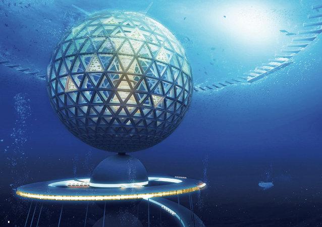 Shimizu Corporation - Ocean Spiral