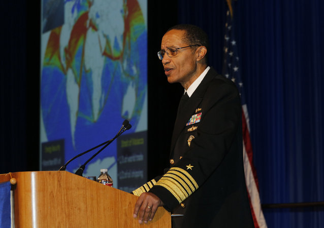 ADM Cecil D. Haney, USN, Commander, U.S. Pacific Fleet