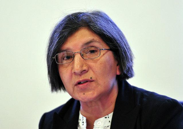 United Nations Special Rapporteur Rashida Manjoo