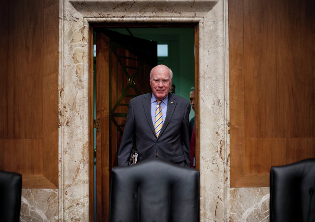 Patrick Leahy said Saudi Arabia has to stop its crackdown on human rights defenders