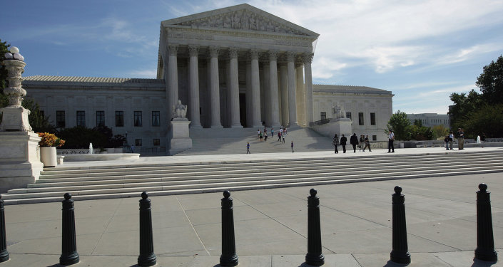 The Supreme Court of the United States in Washington, D.C.