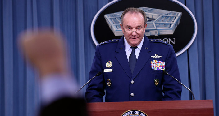 The political commentary of General Philip Breedlove regarding Ukraine is dangerous proof of the breakdown of the division between civilian government and the military, says Daniel McAdams of the Ron Paul Institute.