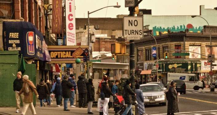 3rd. Avenue and 149th. Street, The Bronx, New York