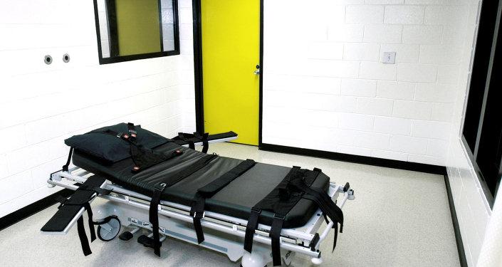 A death chamber