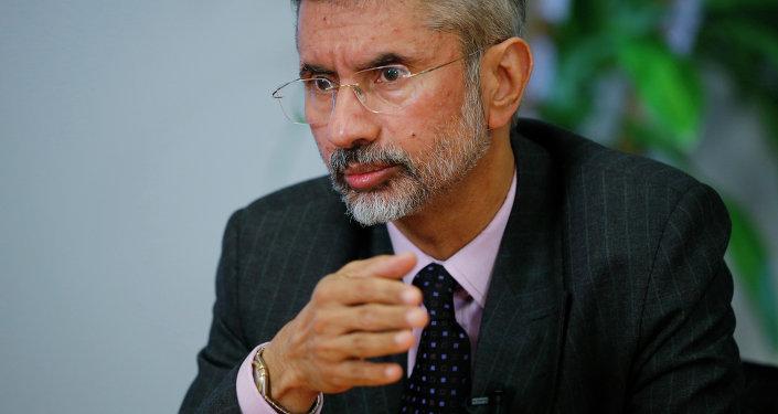 India's Ambassador to the United States Dr. S. Jaishankar
