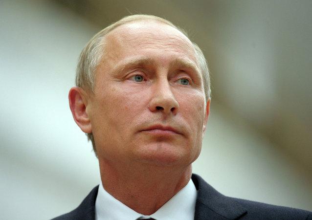 Vladimir Putin visits Belarus