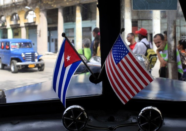 Allowing US citizens to travel to Cuba and engage in commerce with the island nation is a step forward in normalizing relations between the Washington and Havana.