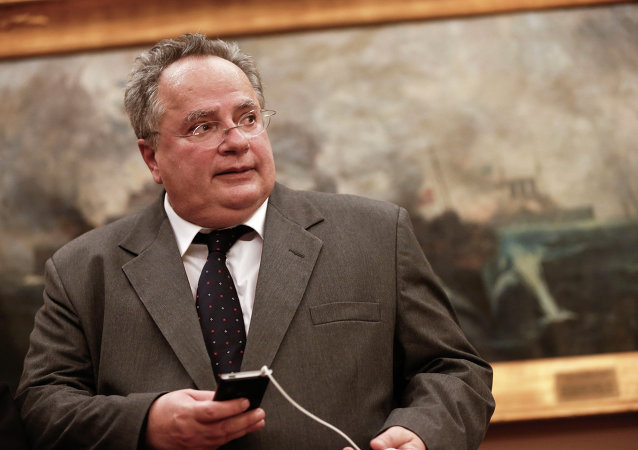 Greece's New Foreign Minister Nikos Kotzias